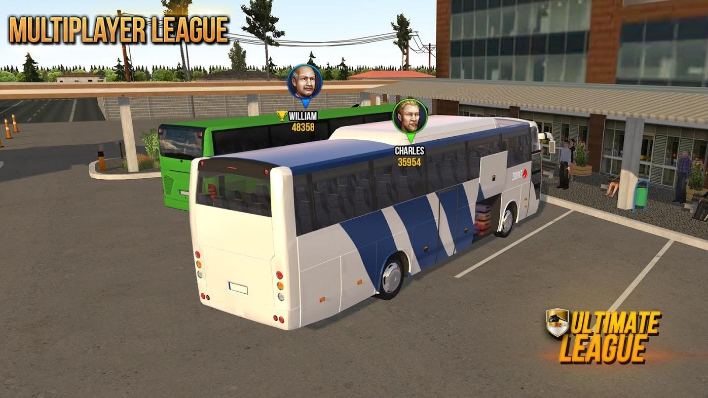 Bus Simulator Ultimate (Unlimited Money)