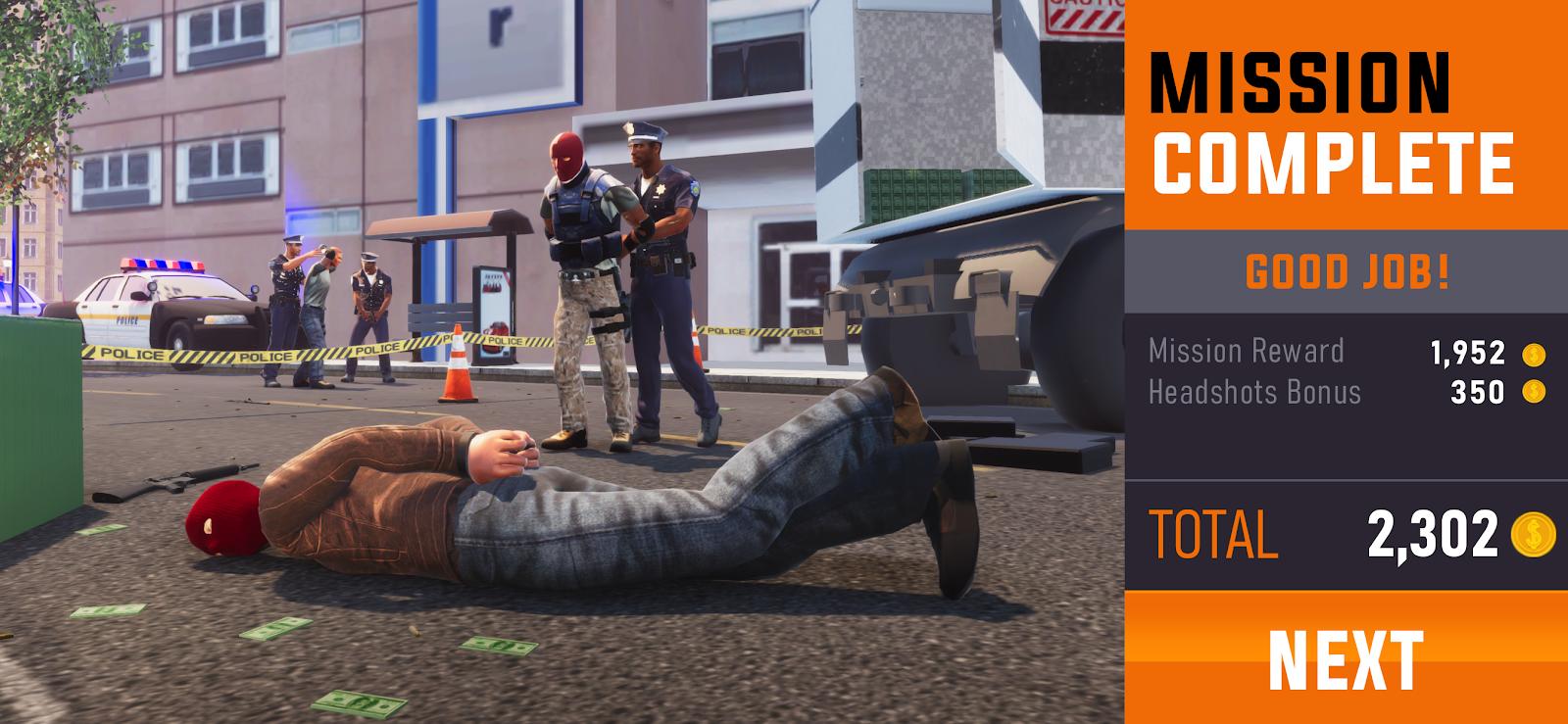 Sniper 3D (Unlimited Money) 2021