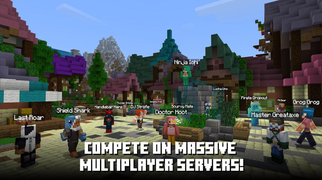 Minecraft (Premium Unlocked)