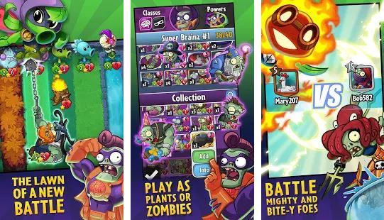 Plants vs. Zombies™ Heroes (Unlimited Money)