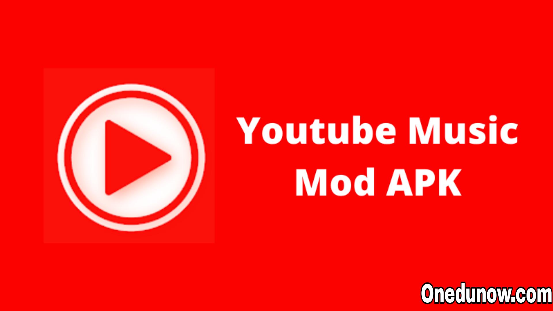 YouTube Music MOD APK v4.49.51 (Premium Unlocked) Download