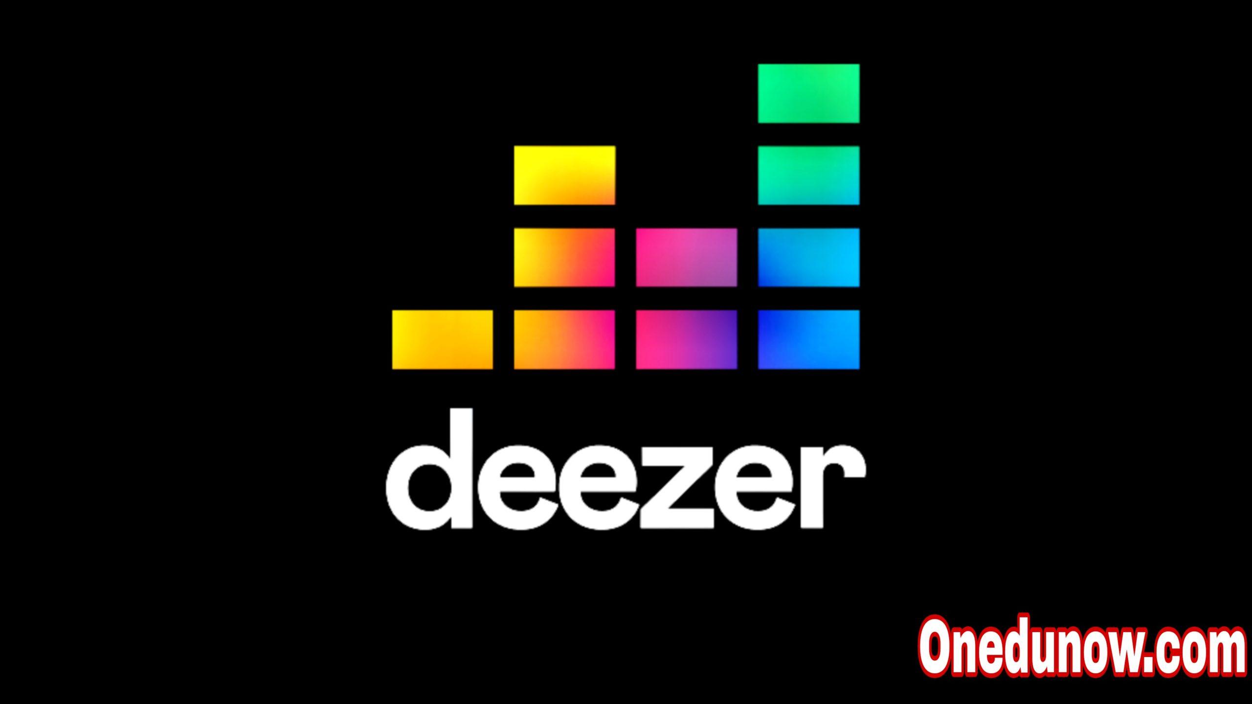 Deezer Music MOD APK v6.2.36.2 (Premium Unlocked)