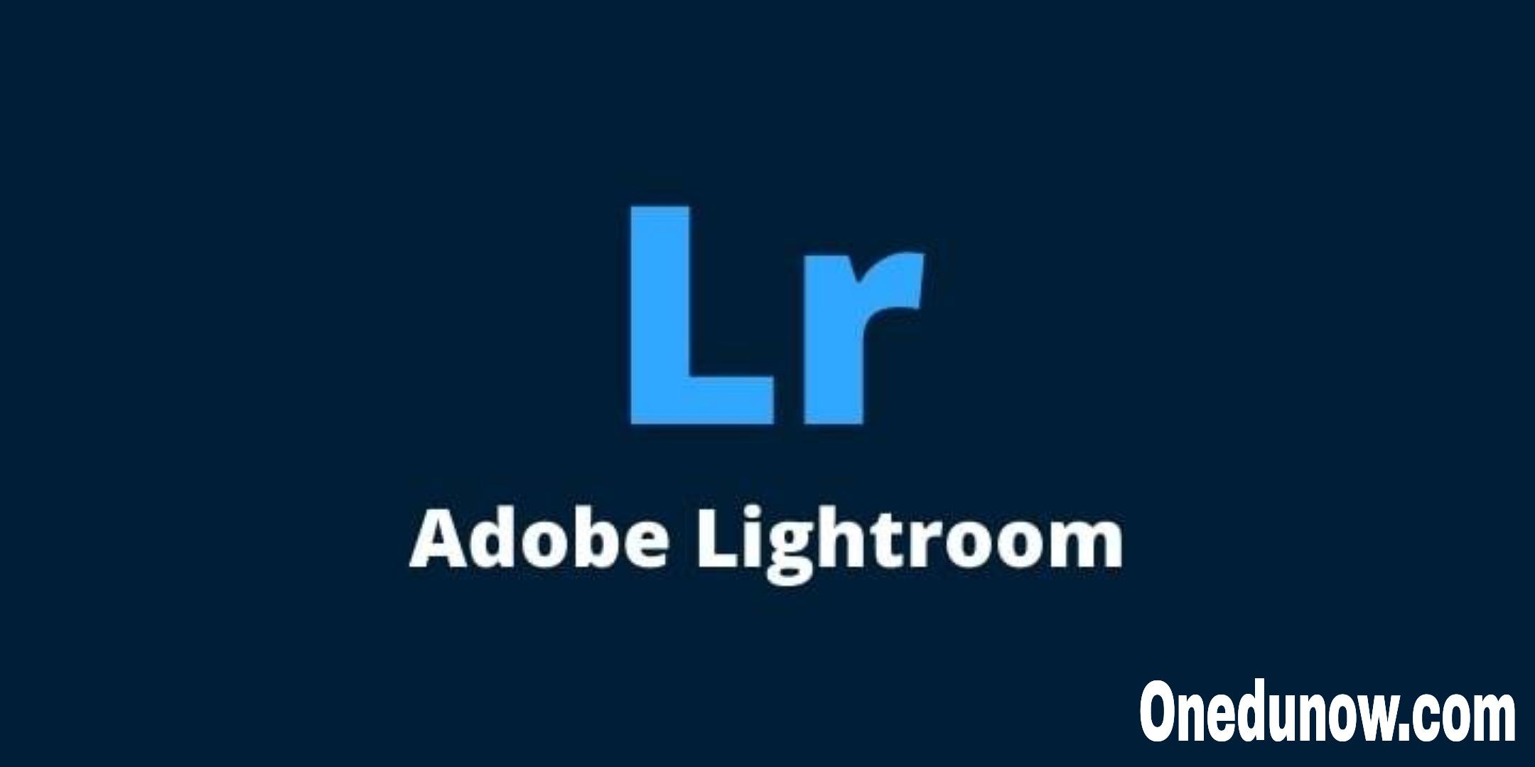 Lightroom Mod APK V6.4.0 (Premium Unlocked) Download