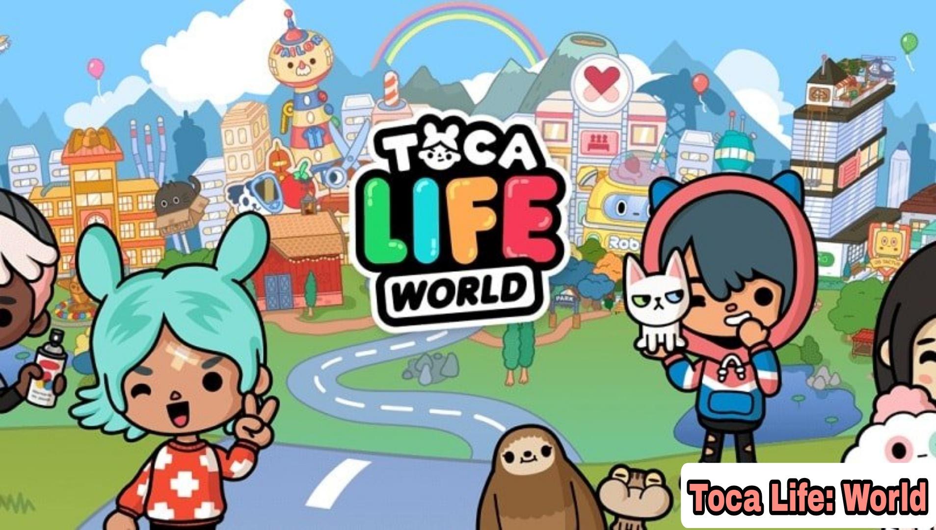 Toca Life: World MOD APK v1.36 Download (All Unlocked)