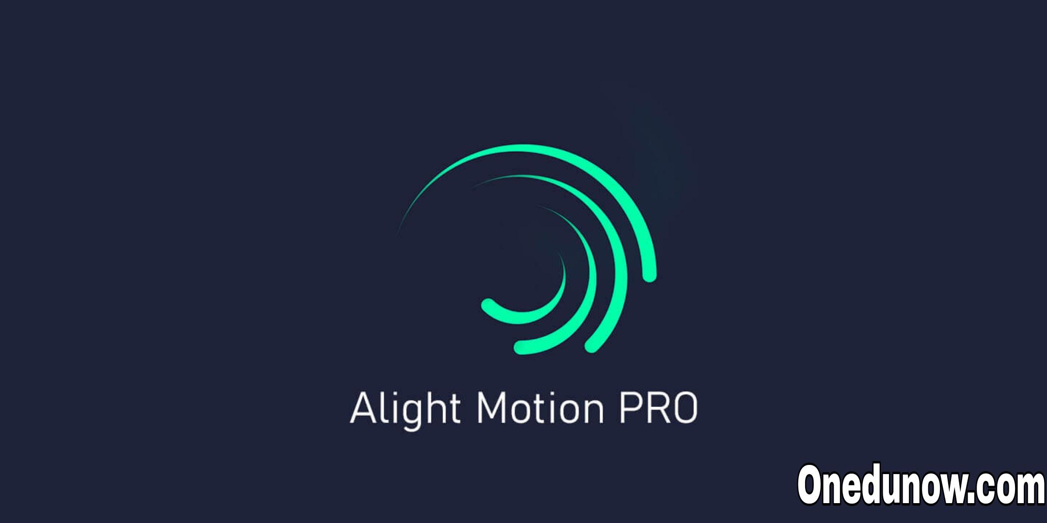 Alight Motion MOD APK v3.9.0 (Paid  Unlocked) Download