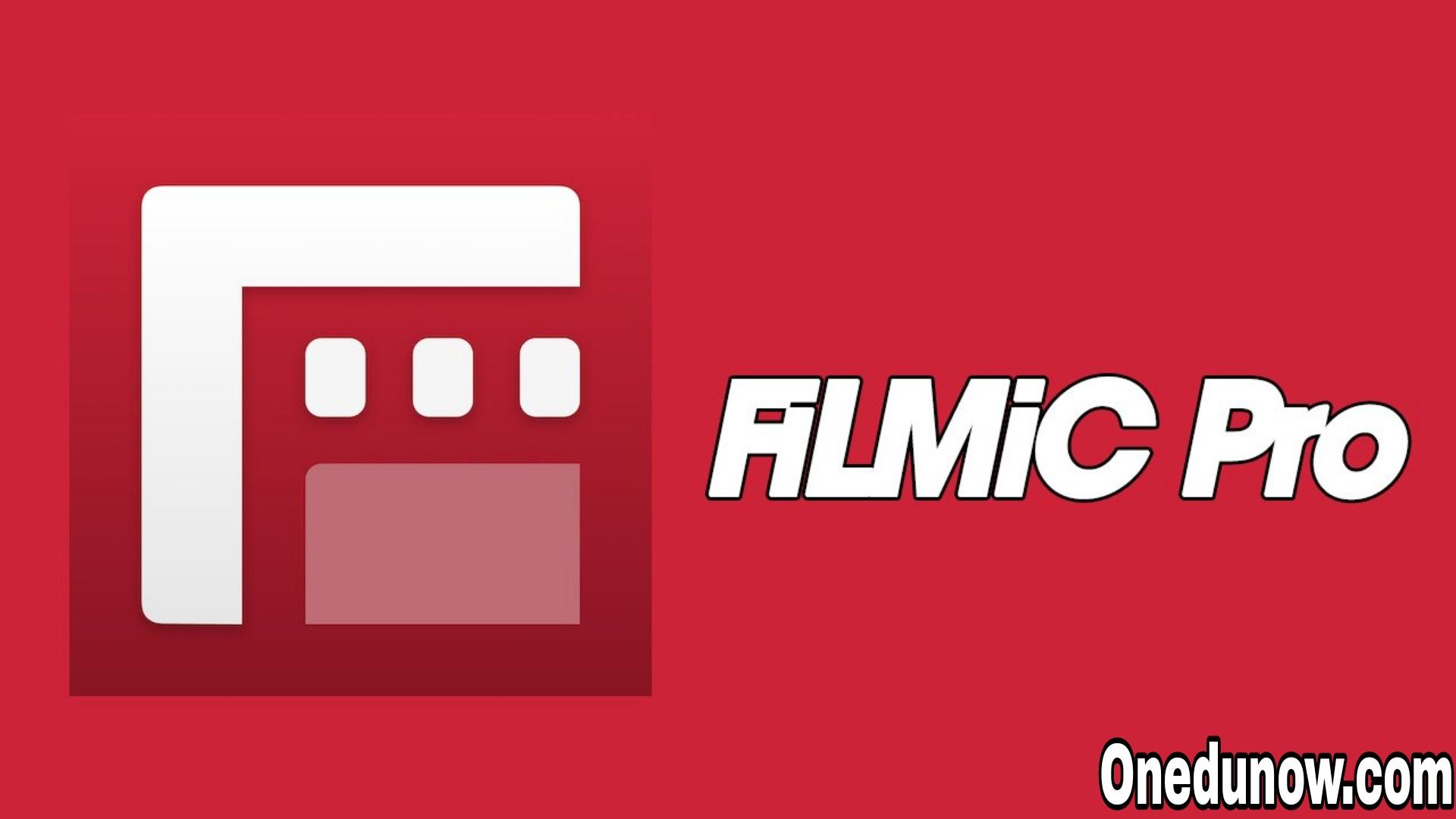 FiLMiC Pro APK v6.16 (Pro Unlocked) Download