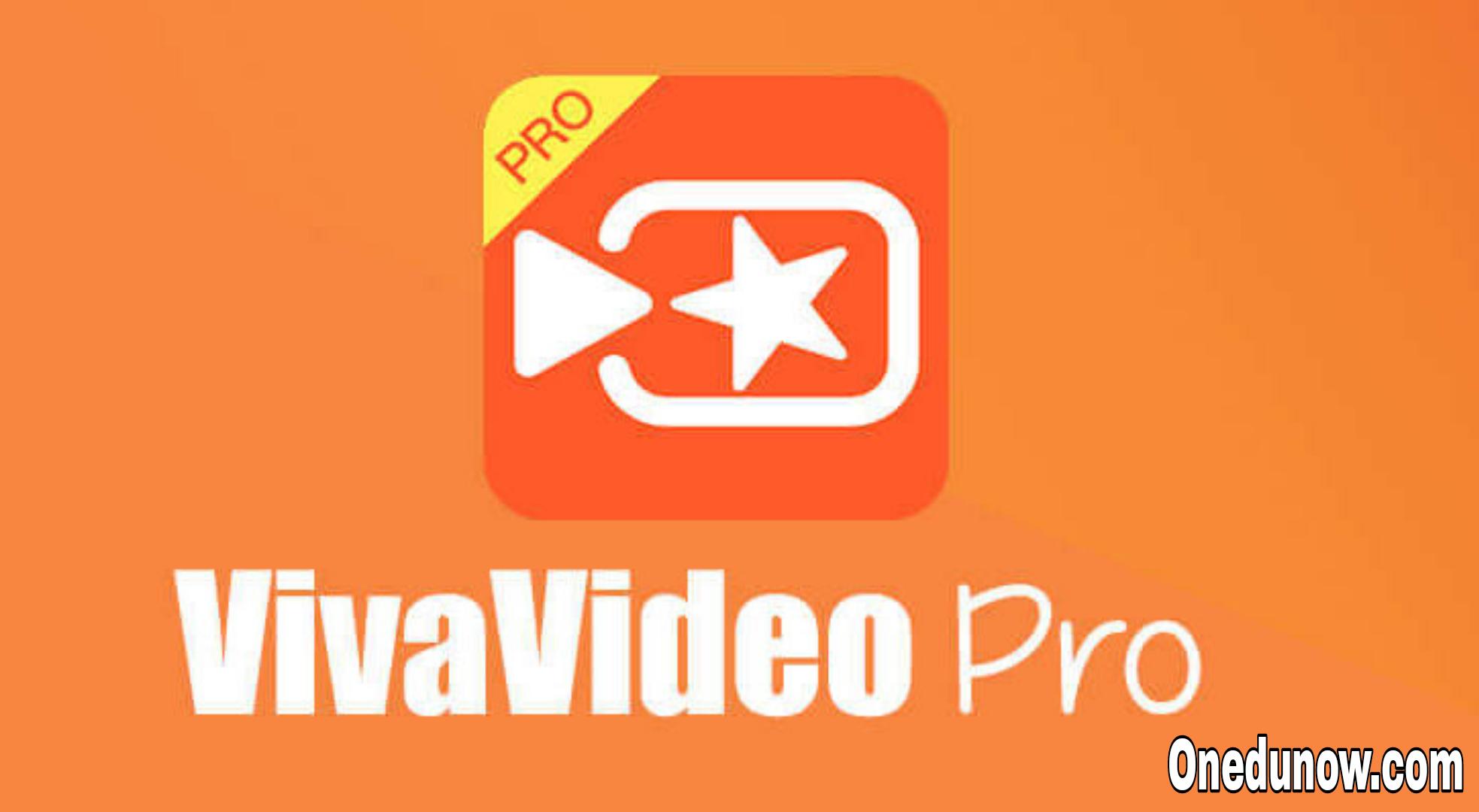 VivaVideo Pro APK v8.11.5 (Premium/VIP Unlocked) 2021