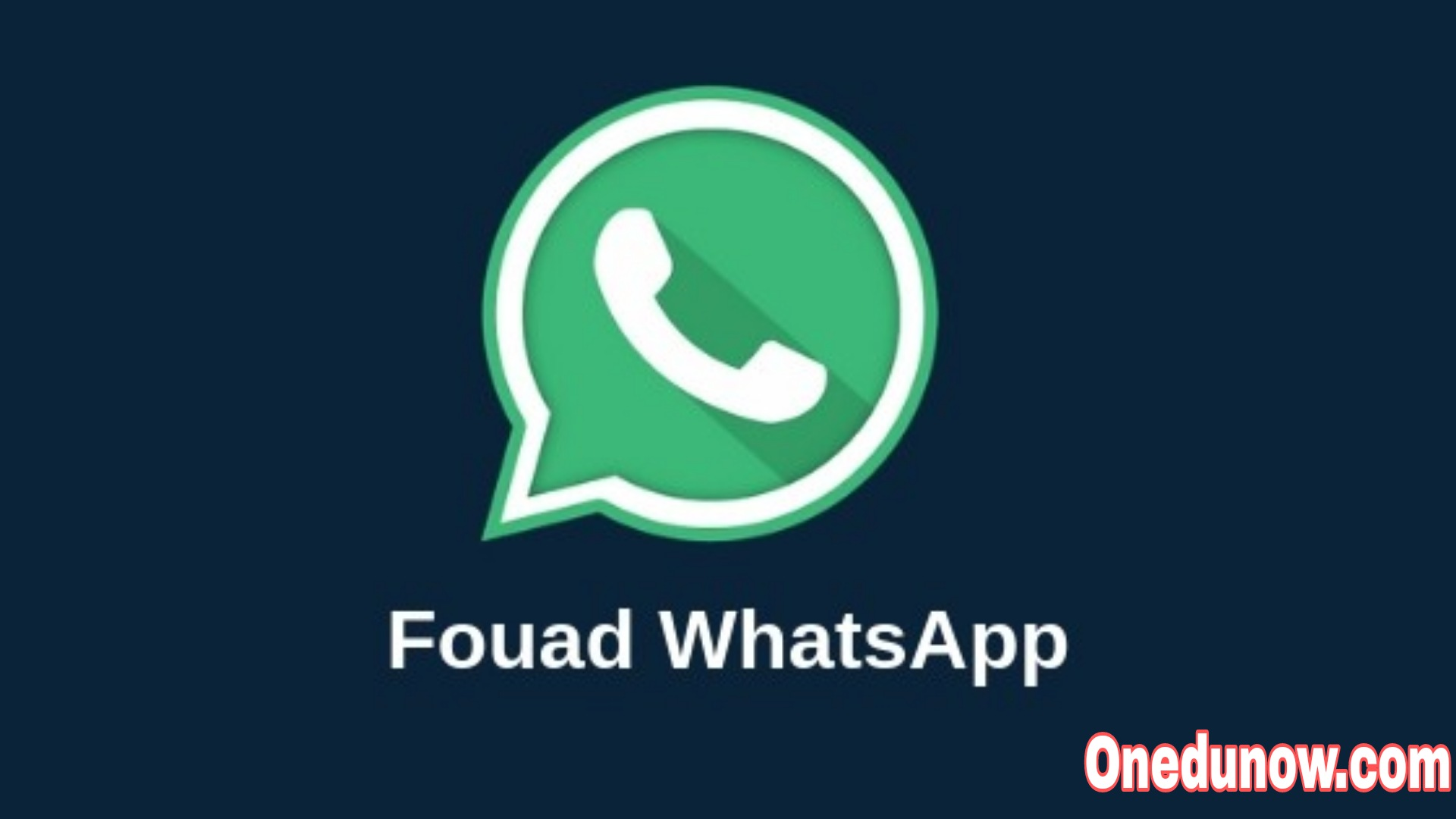 Fouad WhatsApp APK Download Latest Version (Updated) 2021