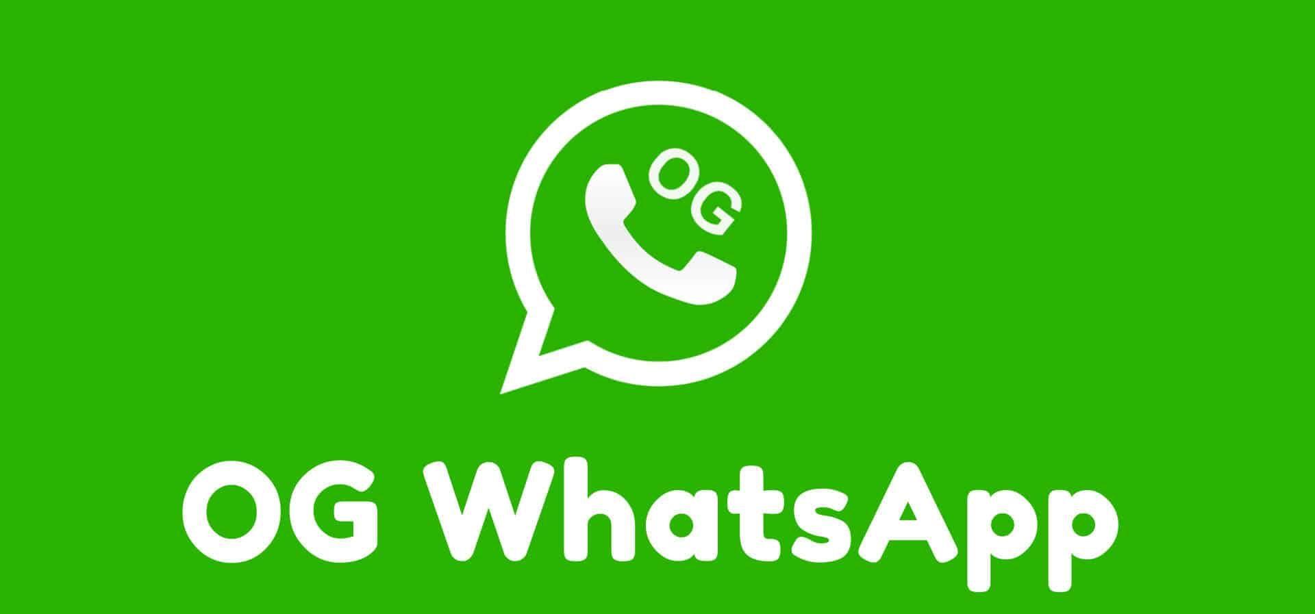 OGWhatsApp APK Download (Official Latest Version) 2021